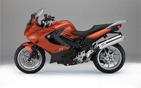 BMW F800 GT - rent a motorcycle in Nice