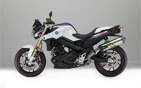 BMW F800 R - Motorrad mieten Cannes