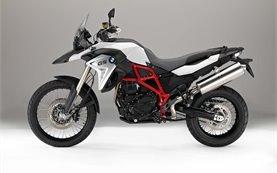 БМВ F800 GS мотоциклет под наем Крит - Гърция