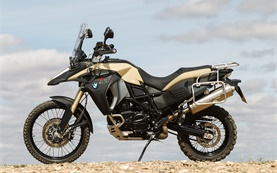 BMW F800GS ADVENTURE - rent a motorbike in Malaga