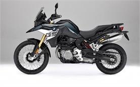 BMW F850 GS - alquiler de motos en Bilbao