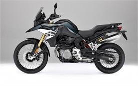 BMW F850 GS мотоцикл напрокат Афины