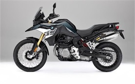 BMW F850 GS rent a bike in Athens
