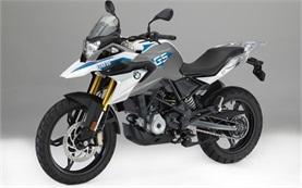 BMW G 310 GS - Motorrad mieten Mailand