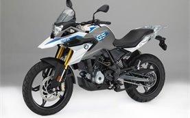 BMW G 310 GS - motorbike rental Spain