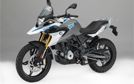 БМВ G 310 GS - аренда мотоцикла Мадрид