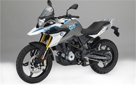 BMW G 310 GS - мотоциклa напрокат Рим