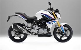 BMW G 310 R - наемане мотор Милано Италия