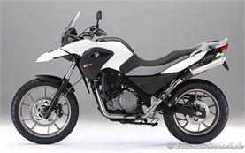 BMW G 650 GS ABS - motorbike rental in Crete