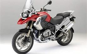BMW R 1200 GS 110hp - rent a motorbike in Malaga