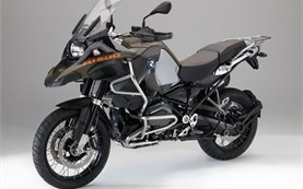 BMW R 1200 GS ADV - rent a motorbike in Germany