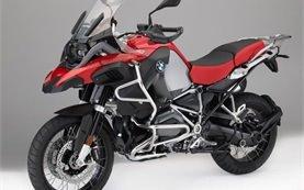 BMW R 1200 GS Adventure - rent a motorbike in Barcelona