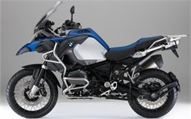 BMW R 1200 GS Adventure - rent a motorbike in Florence