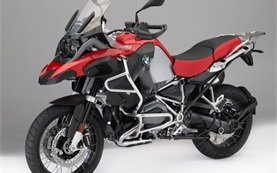 2013 BMW R 1200 GS Adventure - мотоциклет под наем в Малага