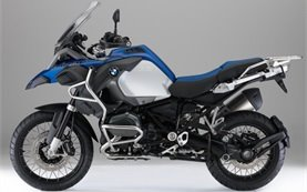 2014 BMW R 1200 GS Adventure - мотоциклет под наем в Милано