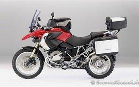 BMW R 1200 GS - hire a motorbike in Romania