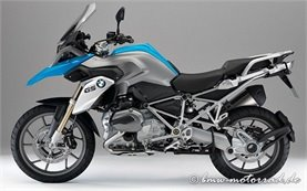 BMW R 1200 GS - rent a motorbike in Istanbul