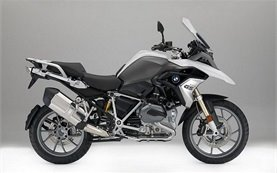 BMW R 1200 GS - rent a motorbike in Rome