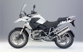 BMW R 1200 GS - rent a motorbike in Split