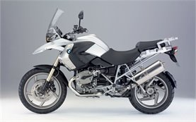 BMW R 1200 GS - rent a motorbike in Zagreb