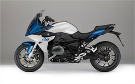 BMW R 1200 RS  - Motorradverleih Flughafen Rom