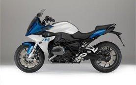BMW R 1200 RS  - мотоциклет под наем в Европа