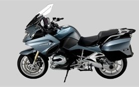 BMW R 1200 RT - motorbike rental in Nice