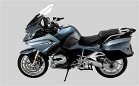 BMW R 1200 RT - motorbike rental in Poland
