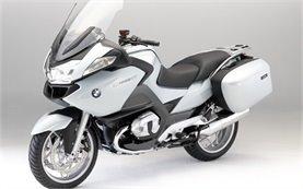 BMW R 1200 RT - Motorradvermietung in Porto
