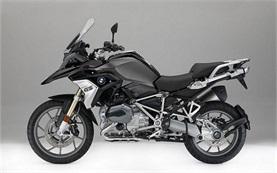 BMW R 1250 GS - Motorrad mieten Rom