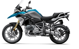 BMW R 1250 GS - rent a motorbike in Alicante