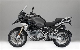BMW R 1250 GS - rent a motorbike in Milan