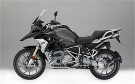 BMW R 1250 GS - rent a motorbike in Rome