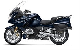 BMW R 1250 RT - motorbike rental in Nice