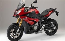 BMW S 1000 XR - мотоциклет под наем в Сардиния