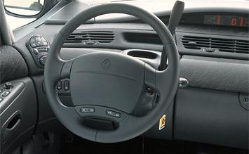 Interior » 2001 Renault Espace - Fotos