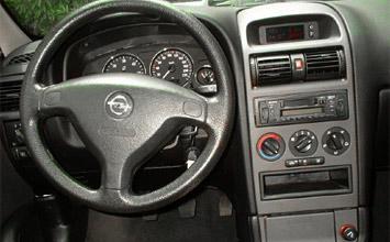 Interior » 2003 Opel Astra Estate - Fotos