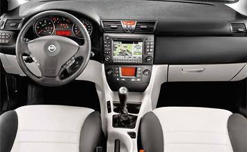 Interior » 2004 Fiat Stilo - Fotos