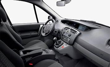 Interior » 2004 Renault Scenic - Fotos