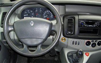 Interior » 2004 Renault Trafic - Fotos