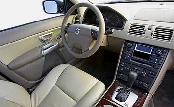 Interior » 2004 Volvo XC90 - Fotos