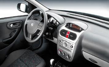Interior » 2005 Opel Corsa - Fotos