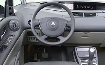 Interior » 2005 Renault Espace - Fotos