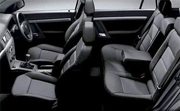 Interior » 2006 Opel Vectra C - Fotos