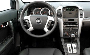 interieur 2007 chevrolet captiva 52