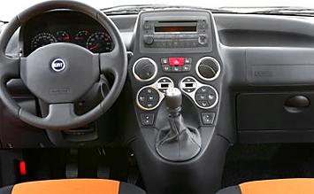 Interieur » 2007 Fiat Panda - Fotos