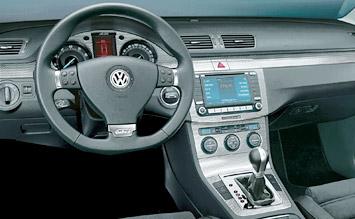 Interieur » 2007 VW Passat SW Auto - Fotos