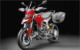 Ducati Hyperstrada - motorbike rental Nice