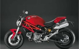 Ducati Monster 696 - motorbike rental Split