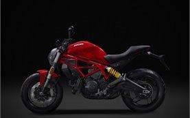 Дукати Монстер - аренда мотоцикла Рим